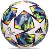 adidas-Champions League 2020 Official Matchball-White/Brcyan/Syello/-2111003
