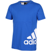 adidas-Must Haves Badge Of Sport T-shirt-Blue/White-2113084