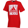adidas-Must Haves Box T-shirt-Scarle-2113100