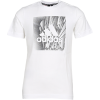 adidas-Must Haves Box T-shirt-White/Black-2113110