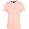 adidas-Must Haves Badge Of Sport T-shirt-Glopnk/Glopnk-2113128