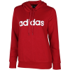 adidas-Essentials Linear Hoodie-Actmar/White-2113136