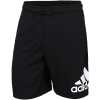 adidas-Must Haves Badge Of Sport Pocket Shorts-Black/White-2113146