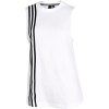 adidas-Must Haves 3-Stripes Tank Top-White/Black-2113154
