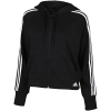 adidas-Must Haves 3-Stripes French Terry Hoodie-Black-2113157