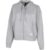 adidas-Must Haves 3-Stripes Hoodie-Mgreyh/White-2123315