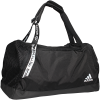 adidas-Football Street Træningstaske-Black/White/Solred-2135511