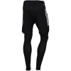 adidas-Condivo 20 2-IN-1 Shorts-Black/White-2135541