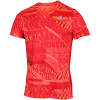 adidas-Own The Run Graphic T-shirt-Solred/Scarle-2147049
