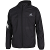adidas-XFG Must Haves Windbreaker-Black/White-2147144