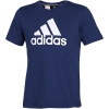 adidas-Must Haves Badge of Sport T-shirt-Tecind/White-2147191