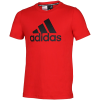 adidas-Must Haves Badge of Sport T-shirt-Vivred/Black-2147193