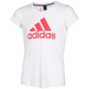 adidas-Must Haves Badge Of Sport T-shirt-White/Corpnk-2147197
