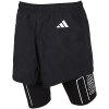 adidas-Detachable Two-in-One Shorts-Black-2160822