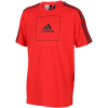 adidas-Athletics Club T-shirt-Vivred/Vivred/Black-2161393