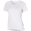 adidas-25/7 Rise Up N Run Parley T-shirt-White/Shablu-2161524