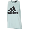 adidas-Badge of Sport Cotton Tank Top-Grntnt-2174232