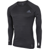 adidas-Runner T-shirt L/Æ-Black-2174317