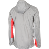 adidas-Own The Run Hooded Løbejakke-Metgry/Orbgry/Sigpnk-2174332