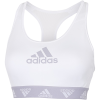 adidas-Don't Rest Alphaskin Badge of Sports-BH-White/Glogry-2174339