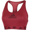 adidas-Don't Rest Alphaskin Badge of Sports-BH-Legred/Maroon-2174340