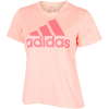 adidas-Badge of Sport Logo T-shirt-Ltflor-2174392
