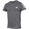 adidas-AEROREADY 3-Stripes T-shirt-Blckme-2174404