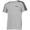 adidas-Essentials 3-Stripes T-shirt-Mgreyh/Black-2179056