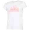 adidas-UP2MV AEROREADY T-shirt-White/Black-2179312