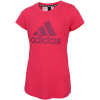 adidas-Must Haves Badge Of Sport T-shirt-Powpnk/Powber-2179353