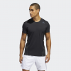 adidas-AEROREADY 3-Stripes T-shirt-Black-2191369