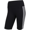 adidas-Believe These 2.0 3-Stripes Shorts Tights-Black/White-2195107