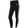 adidas-Designed To Move High-Rise 3-Stripes 7/8 Tights-Black/White-2195119