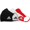 adidas-Mundbind - 3 Pack-Multicolor / Black /-2215126