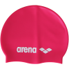 Arena-Classic Silicone Badehætte-Fuxia-white-1137417
