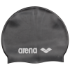 Arena-Classic Silicone Badehætte-Black-882546