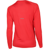 Asics-Seamless T-shirt L/Æ-Red Alert-2043355