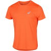 Asics-Silver T-shirt-Nova Orange-2051618