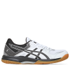 Asics-GEL-Rocket 9-White/Black-2123378