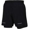 "Asics-Road 2-IN-1 7"" Shorts-Performance Black-2150384"