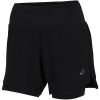 "Asics-Road 2-In-1 5"" Shorts-Performance Black-2150470"