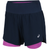 """Asics-Road 2-In-1 5"""" Shorts-French Blue/Digital -2205770"""