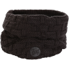 Buff-Leisure Knitted Halsedisse-Airon Black-1596846