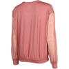 Casall-Lush Sweater-Calming Red-2111326