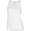 Casall-Fearless Racerback Tank Top-Active White-2138928