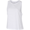 Casall-Iconic Loose Tank Top-White-2173947