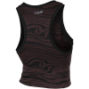 Casall-Seamless Melted Top-Melted Brown-2173989