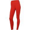 Casall-Seamless Blocked Tights-Impact Red-2204656