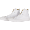 Converse-All Star Mono High Læder - Dame-White-1299325