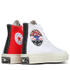 Converse-Chuck 70 Logo Play-White/University Red-2139060